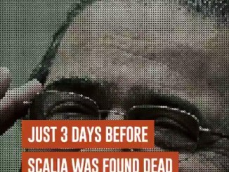 Was Justice Scalia Assassinated in Podesta Wet Work?