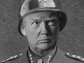 Why Trump's Previous Incarnation Was Patton; Relevance to Q and D5