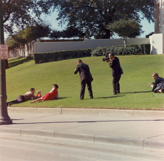 grassy knoll institute march