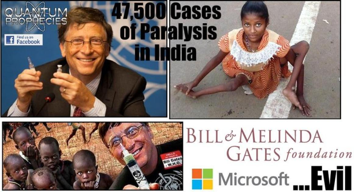 Mysterious Virus Sweeps World As Bill Gates Warns 30 Million Will Die