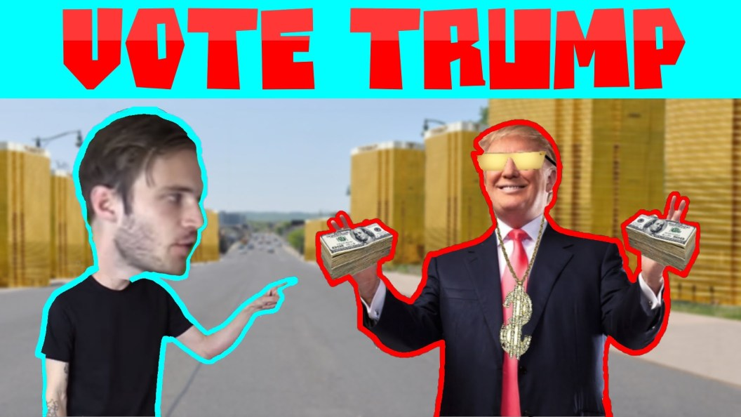 President Trump-PewDiePie Alliance Shakes Globalist World To Its Very Core