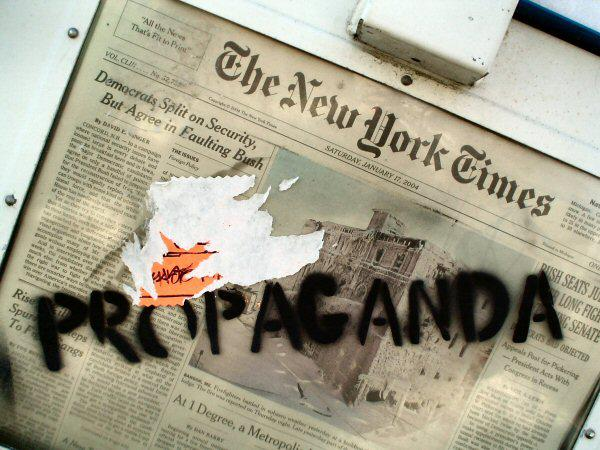 "Russia Cancels All New York Times Subscriptions, Warns It Is ""Fake News"""