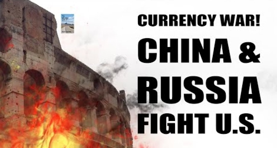 """UN And Western Spy Chiefs In Panic After """"First Strike"""" Against US Dollar"""
