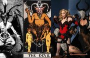 Satanism in the music industry.