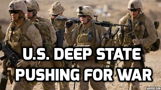 """Deep State"" War Against President Trump Takes Bizarre Turn Down China Road"