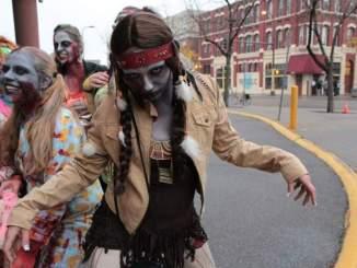 In Brief: Pocahontas Rises from Dead to Sue Trump for Liz Warren Comparison