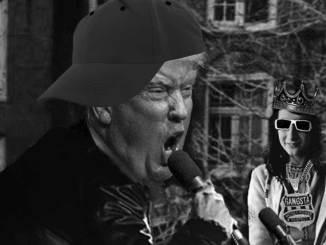 Trump vs. Anne Frank Rap Battle: WaPo Exposes Trump's Top Secret Time Travel Project