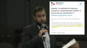 Seth Rich voicing concerns about irregular ballots.
