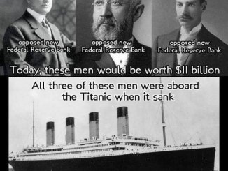 "World War I, RMS Titanic, And The ""Nitrogen Bomb"" That Will Kill Us All"