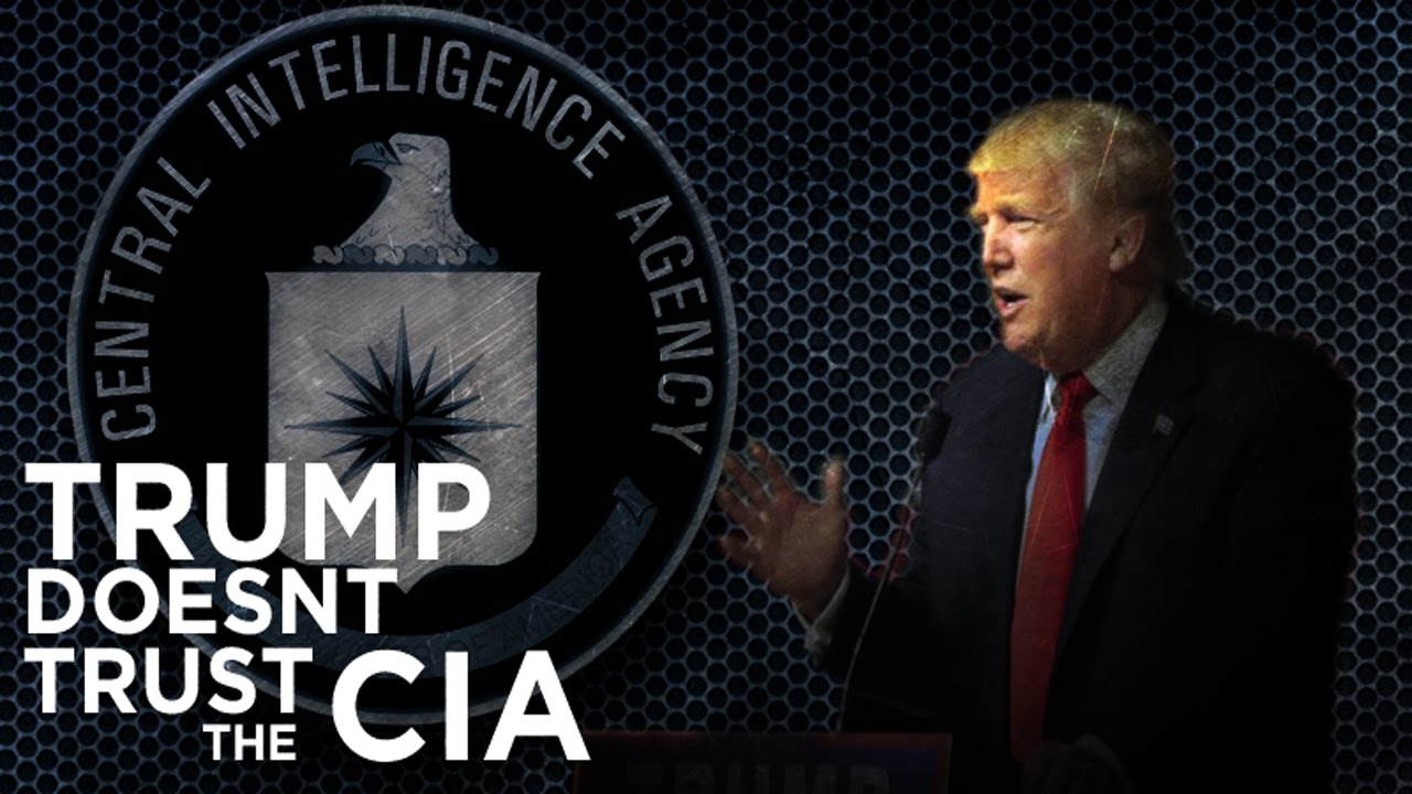 Trump Moves To Destroy CIA As US Forces Flood Into Syria Under Russian Protection
