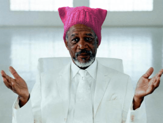 Morgan Freeman: We Are at War With Russia