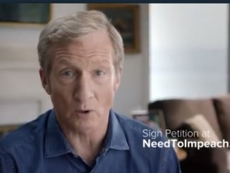 "Billionaire Tom Steyer Behind Impeachment Push in Podesta ""Walnut Sauce"" Emails"