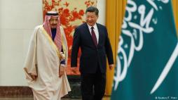 Saudi King Salman makes historic March 2017 visit to China