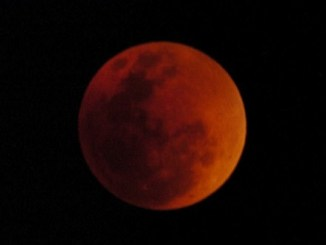 Future of world being negotiated in next two weeks as Super Blue Blood Moon approaches