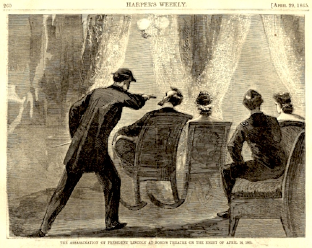 Quantum Entanglement With the Future: Lincoln Dreams of His Assassination