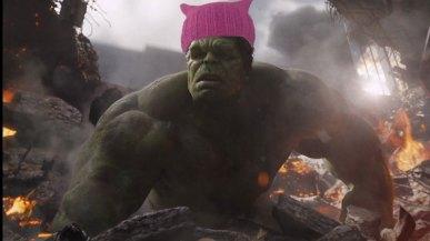 Gender Neutral Hulk
