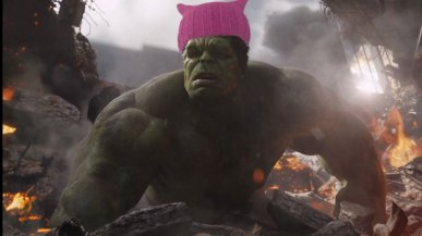 Gender Neutral Hulk