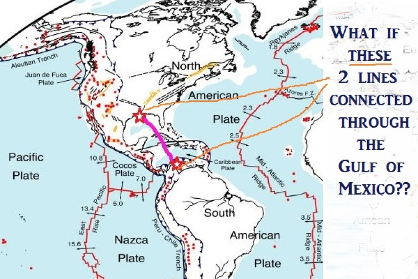 """Evidence Warned Growing ThatGulf Of Mexico""""Supervolcano"""" May Be Preparing to Erupt"""