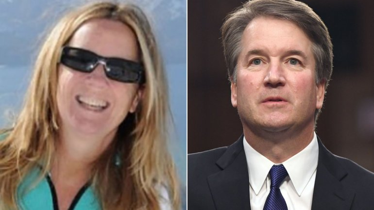 Trail Of Sordid Kavanaugh Sex Smear Attack Leads Straight To Clinton Foundation