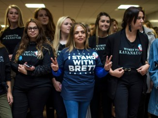 American Radical Leftists Destroy Women Rights For Generation As Kavanaugh Backlash Reverberates Around Globe