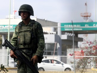 Deep State In Panic As Mexico Deploys Thousands Of Troops After National Emergency Declaration