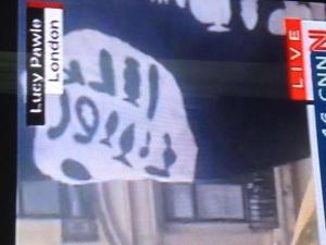 ISIS Dildo flag