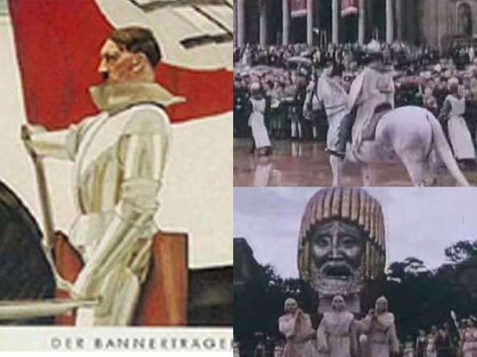 Nazi celebration of Templar origins