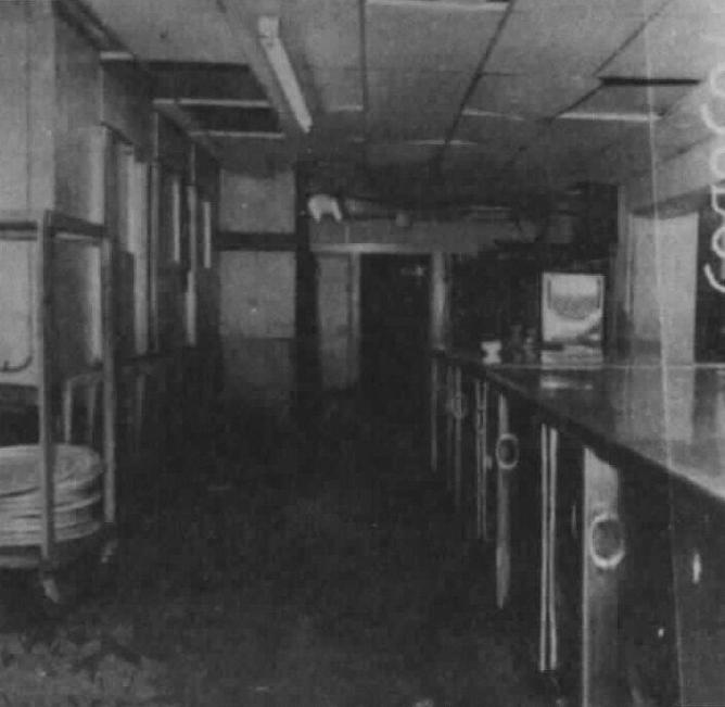 Sen. Robert Kennedy was shot in the kitchen area of the Ambassador Hotel,where port wine was stored.
