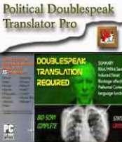 Political Doublespeak Translator Pro