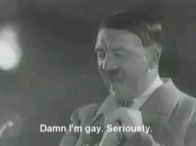 gayhitler