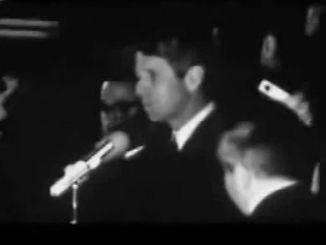RFK's Statement on the Assassination of Martin Luther King, Jr.