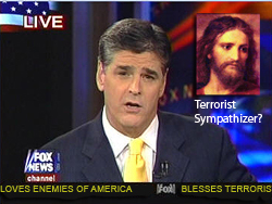 If FOX News Spun Jesus of Nazareth...