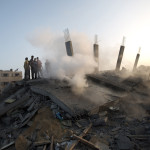 Image: TOPSHOTS-PALESTINIAN-ISRAEL-CONFLICT