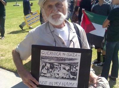 Jewish Survivors of Holocaust Condemn the Massacre of Palestinians