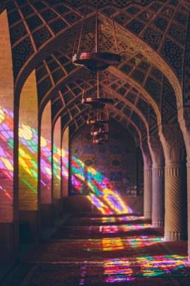 Nasīr al-Mulk Mosque, Shiraz, Iran