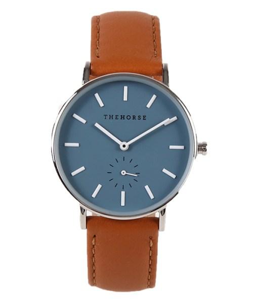 ザホース本革レザー腕時計