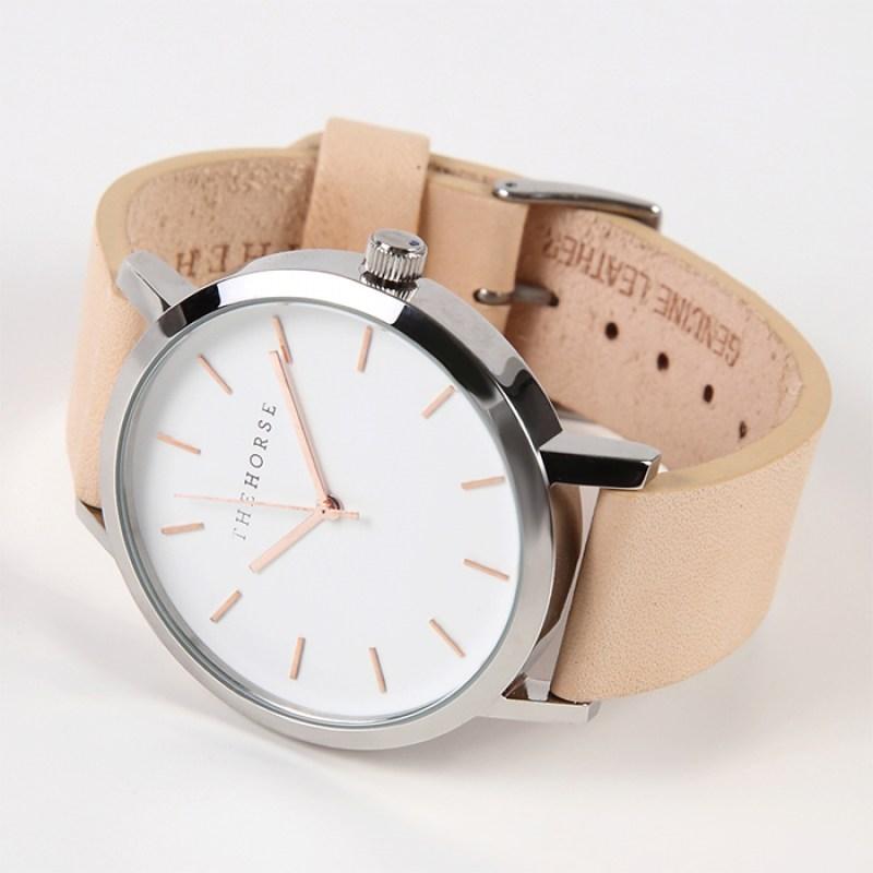 THE HORSEザホース腕時計 The Originalオリジナルシリーズはプライベートでもオフィスでも使える腕時計