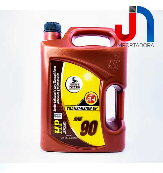 ACEITE SAE 90 GAL HORSE POWER TRANSMISION