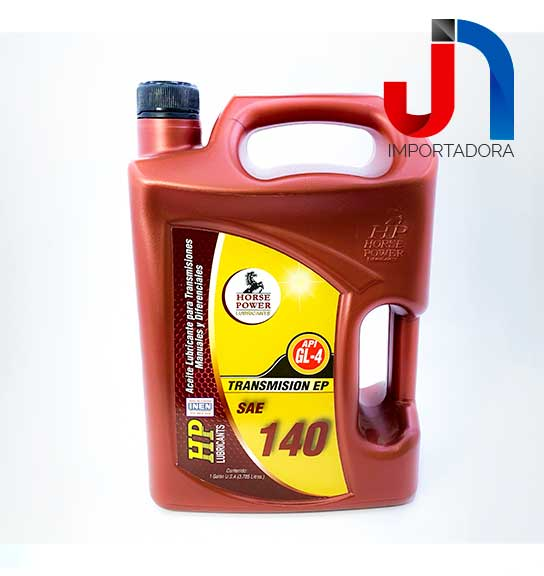 ACEITE SAE 140 GAL HORSE POWER TRANSMISION