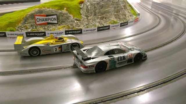 Building A Scalextric Table Instructions For Building A Slot Car Table