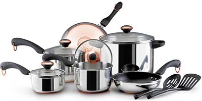 Cookware (Stainless & Enamel)
