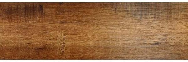 Lantai Vinyl PVC Coklat Alam Minimalis