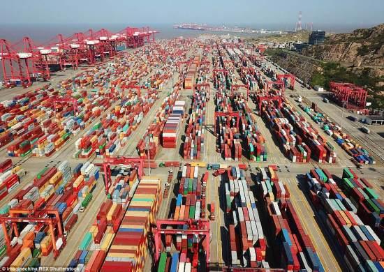 Donghai Service Port