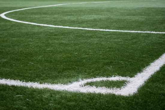 corner field football field game