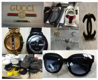 counterfeit seizure