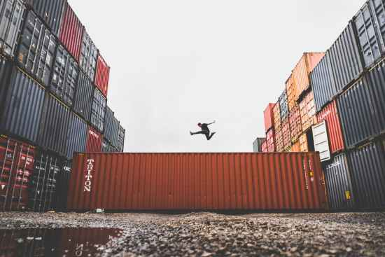 business commerce container export
