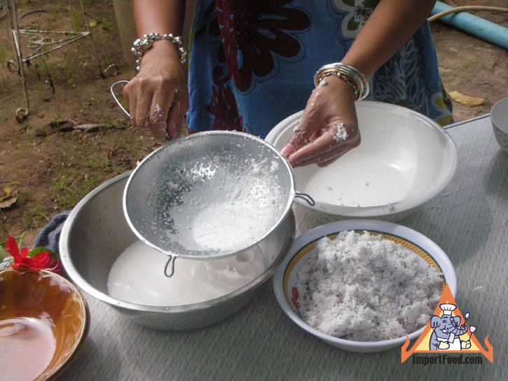 Feature How Coconut Milk Is Made Importfood