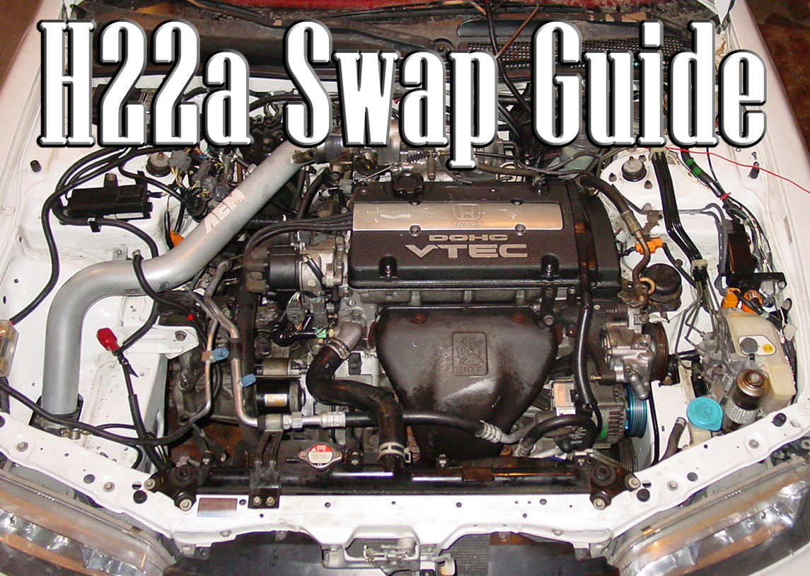 H22 Engine Wiring Harness 25 Diagram Images Type R Likewise 1997 Honda Civic Vtec On D16z6 H22a Swap Guide Headerfit11452c814 At