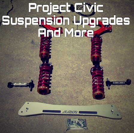 Project Civic – Suspension Upgrade and More
