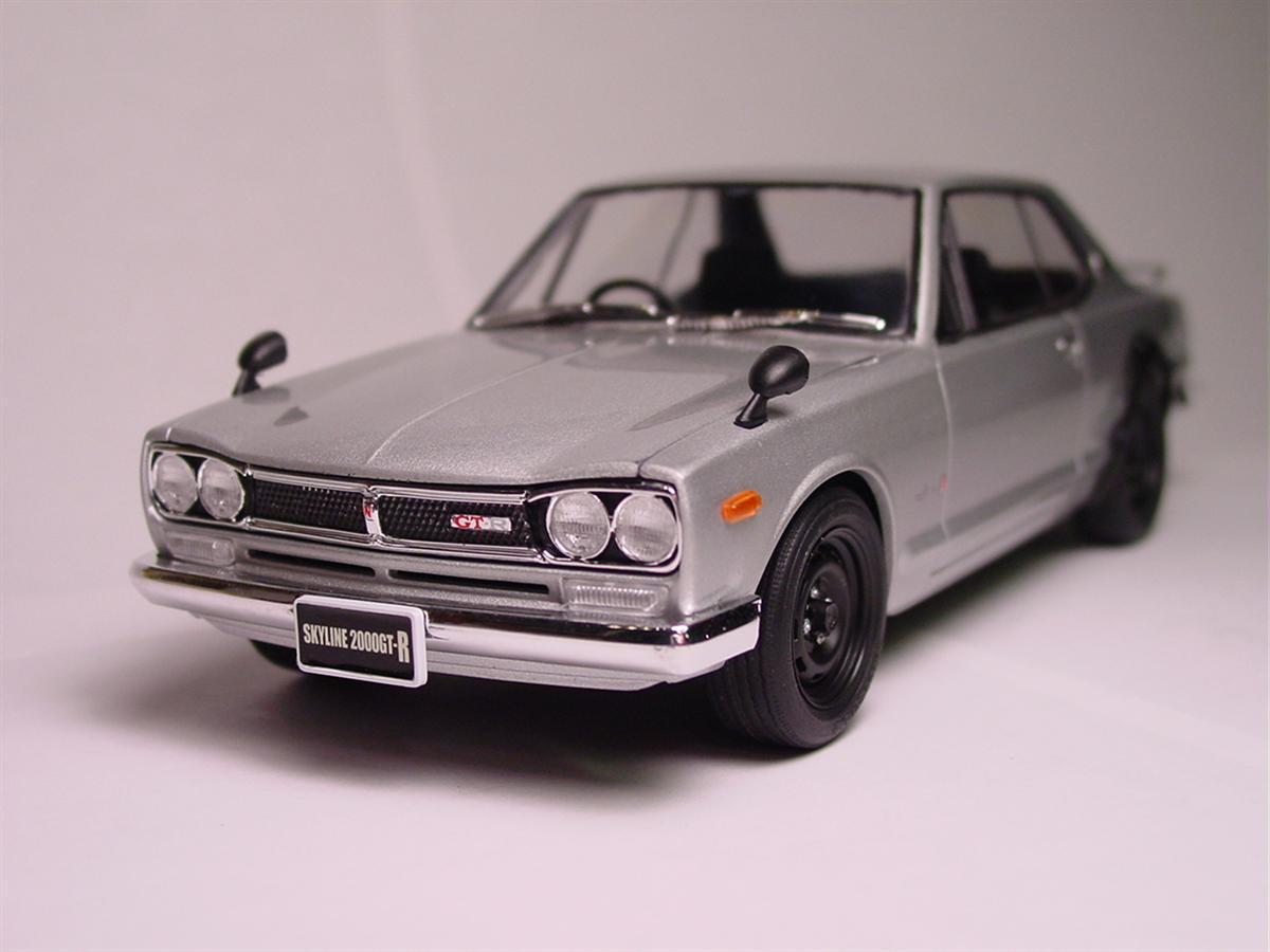 Nissan Skyline GTR 2000 - Tamiya
